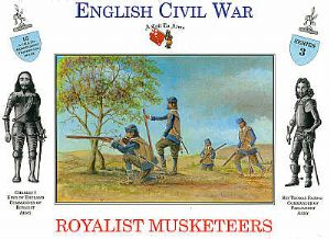 CALL3203 Royalist Musketeers